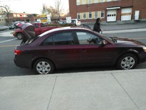 Hyundai Sonata 2007 Nice Tires