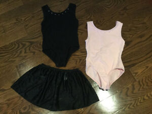 George dance clothes 6-7 years $5