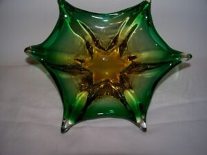 MURANO BLOWN GLASS