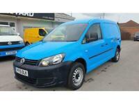 Volkswagen Caddy Maxi 1.6 TDI C20 - EX GAS BOARD -