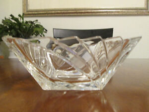 Bohemia Crystal Bowl in box,new.Made in CZECH REPABLIC Kingston Kingston Area image 5