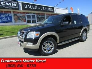 2010 Ford Explorer Eddie Bauer   4x4! 7-PASS LEATHER! SYNC!
