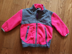 Size 12 Months Fleece Jacket - Excellent Condition