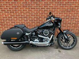 Harley-Davidson FLSB Sport Glide
