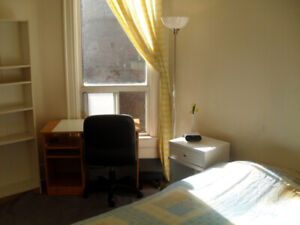 Furnished Room for JUNE-JULY for MALE only INTERNATIONAL Student