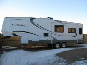 2010 KZ RV Durango 305RL - Great Condition for Used