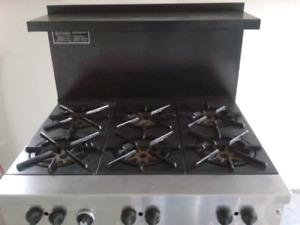 Cuisiniere gaz propane