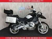 BMW R1200GS BMW R1200GS R 1200 GS ABS MODEL FULL LUGGAGE 12M MOT 2007 57