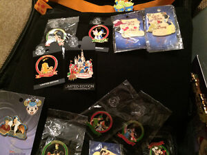 Rare & Retired Disney Trading Pins, Mickey, Minnie, Donald, Lilo Cambridge Kitchener Area image 4