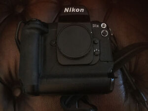 Nikon dx1 not working