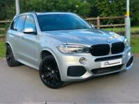 2015/65 BMW X5 3.0TD 2015MY xDrive30d M Sport 7 SEATER MODEL PANROOF EURO 6 PX