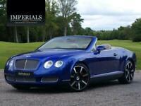 2007 Bentley Continental 6.0 GTC 2dr