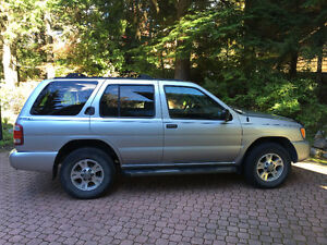 2003 Nissan Pathfinder Chilkoot SUV, Crossover