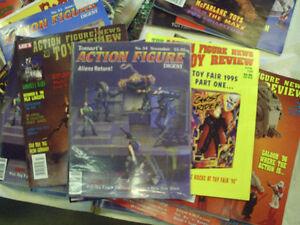 action figure magazines Belleville Belleville Area image 4