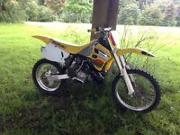 Rm 250 £1150 ono/ cr KX YZ