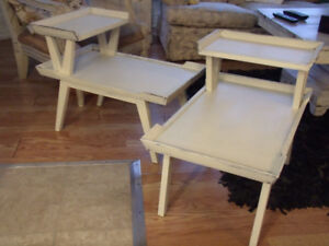 Refinished  END / SIDE Tables