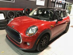 Lease transfer Mini Cooper 2016 red automatic