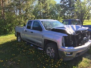 2014 Chevrolet C/K Pickup 1500 Ground effects Pickup Truck