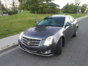 2009 Cadillac CTS AWD 3.6L Auto Loaded  New GM Engine Warranty