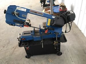 Jet Metal Bandsaw and Drill Press