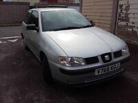 Seat Ibiza 1999 starter motor, alternator, mirrors, seats, doors