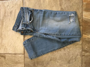 Ladies American Eagle Jeans (Size 4)