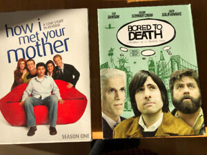 Bored to death, How I met your mother