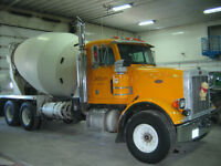 Peterbilt Cement mixer