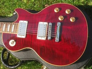 Gibson Les Paul Standard 2007....manche slim 60's