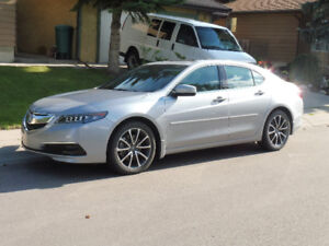 2017 Acura TLX 3.5L SH-AWD lease takeover