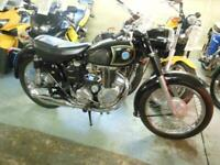 AJS 16MS 350 SINGLE JAM POT, 1955, A GOOD USABLE CLASSIC +++ RESERVED +++