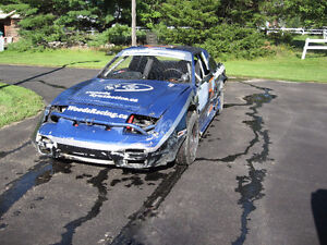 1990 Nissan 240SX Coupe dirt track
