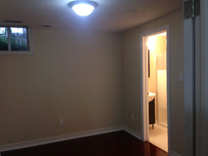 bedroom basement apartment for rent for sept or immediate city of
