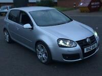 VW GOLF 2.0 TDI 170 GT SPORT L AUTO,HPI CLEAR,SAT NAV,CRUISE,HEATED LEATHER SEAT