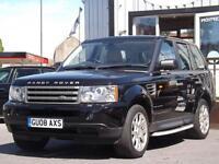 2008 Land Rover Range Rover Sport 2.7 TDV6 HSE 5dr Auto 5 door Estate