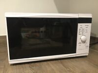 Tesco solo 17L microwave MT08 touch oven