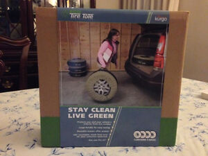 Brand New Eco Tire Totes - Set of 4