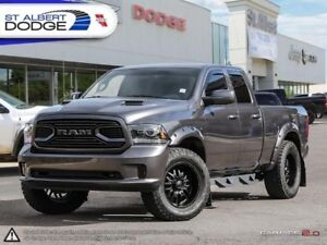 2018 Ram 1500 Sport  JUST ARRIVED | FULLY LOADED | SUNROOF