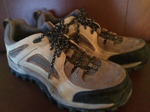 Timberland steel toed shoes