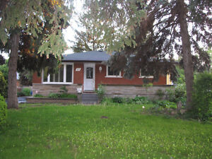 4 Bedroom Bungalow available July 1st