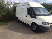 Ford transit 55 plate £1000