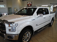 2015 Ford F-150 King Ranch Demo, Loaded with nice upgrades