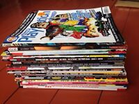 23 Retro Playstation 1 Magazines. Total Playstation, Play, Playstation Power Etc