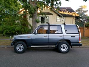 1990 Toyota Land Cruiser Prado EX5