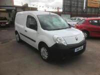 2011/11 Renault Kangoo 1.5dCi ML19 dCi 70 DIESEL Van NOW £2995 Inc