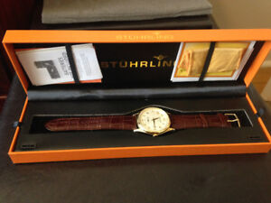 Stuhrling Men's Cuvetter Watch - Brand New