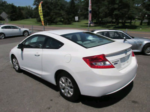 HONDA CIVIC COUPE LX 2012  AUTOMATIQUE
