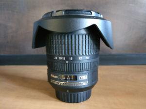 Nikon AF-S Nikkor 10-42mm 3.5-4.5G ED Grand angle