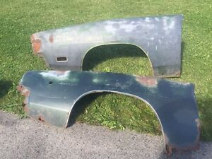 Dodge Charger driver side fenders