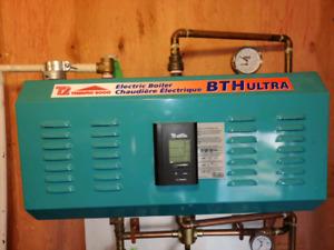 Boiler Btu 2000 ultra 30kw boiler